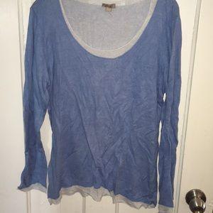 Blue J Jill sweater, L